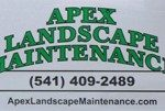 Apex Landscape Maintenance LLC