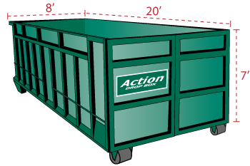 Action Dropbox Dumpsters