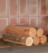 Firewood - Peeler Core