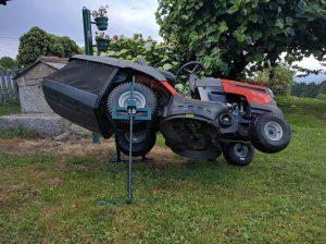 Lawnmower tune up