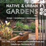 Native & Urban Gardens