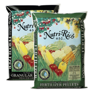 Nutri-Rich Bags Available at Lane Forest
