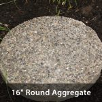 Stepping Stone - Round-Aggregate 16""